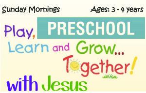 preschool-sign